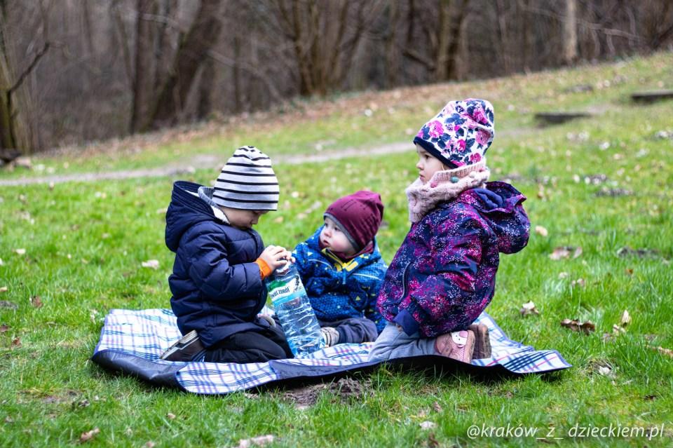 weekend poza Krakowem z dzieckiem