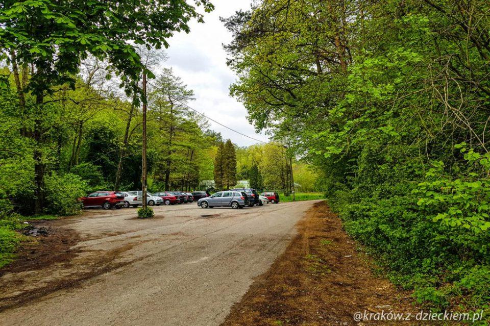 Dolina Grzybowska parking
