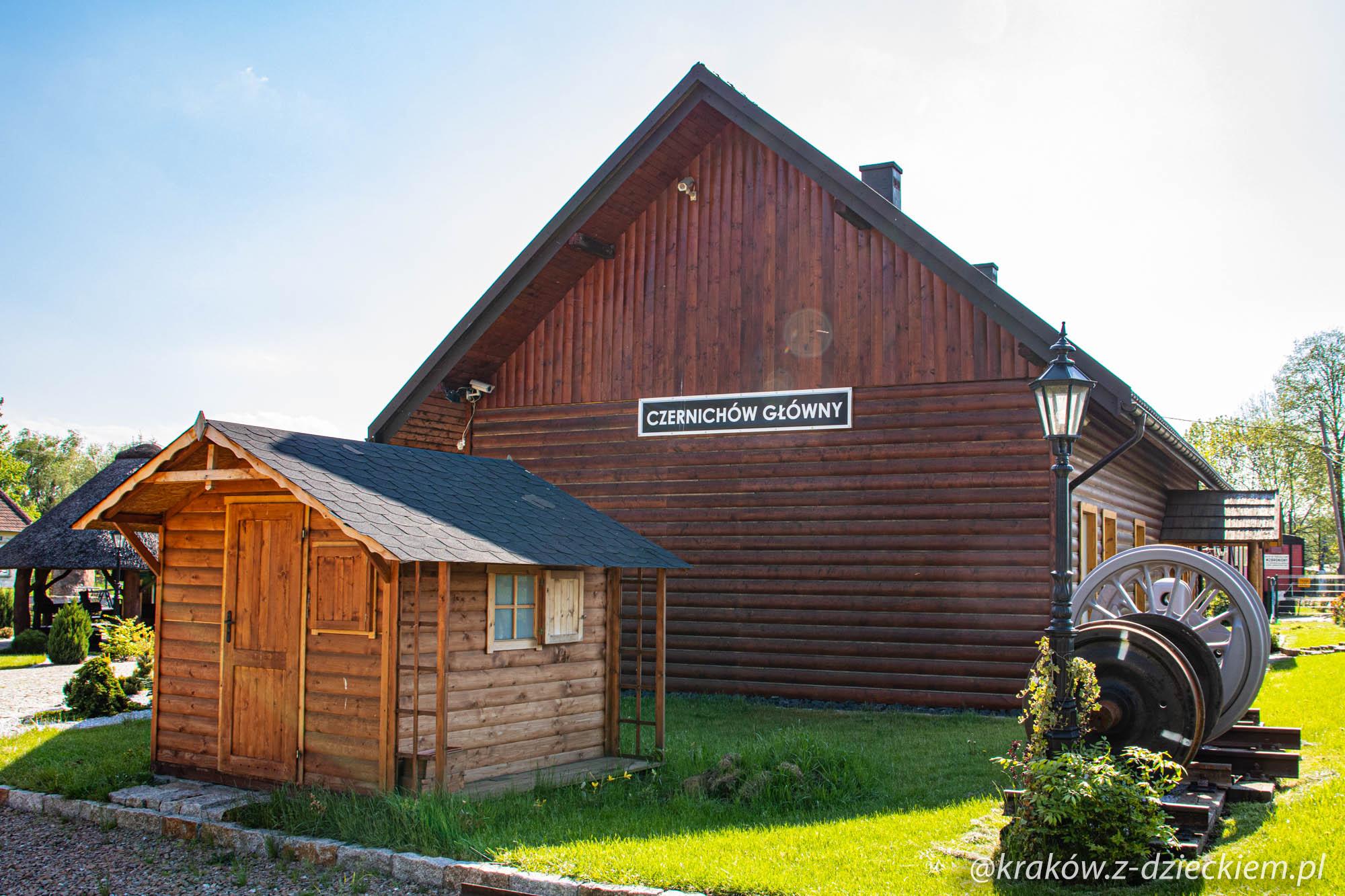 Stacja Muzeum Czernichów Główny