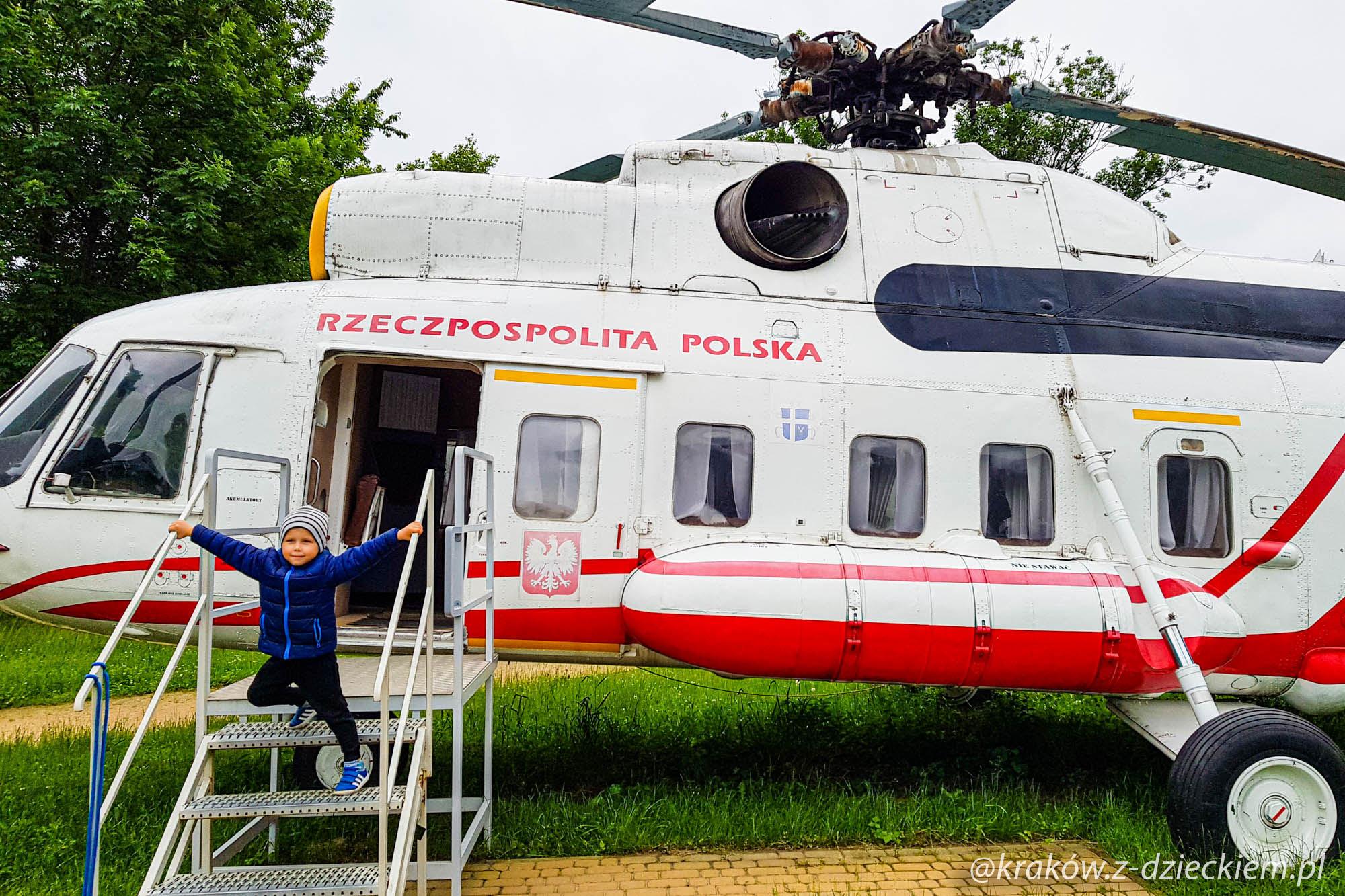 helikopter papieski