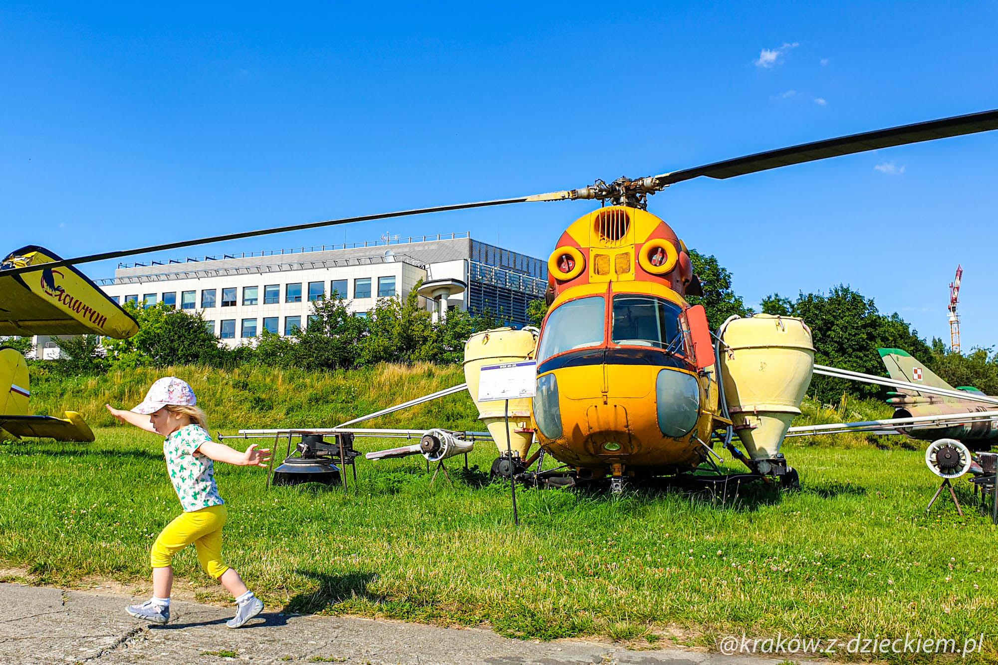 helikopter, muzeum lotnictwa