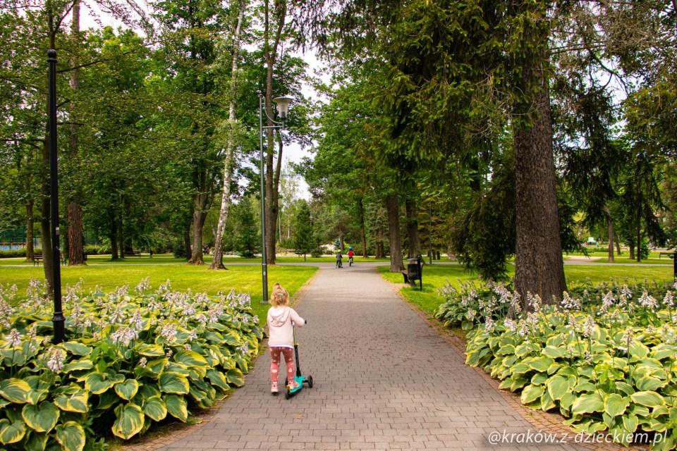 Park Rabka-Zdrój