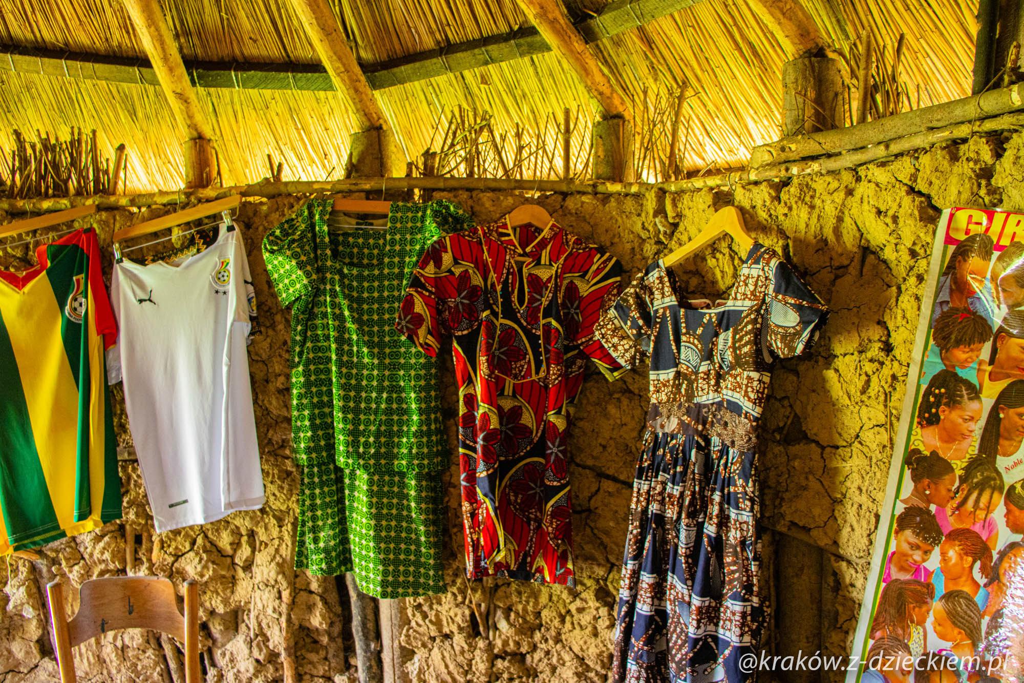 ghański dom