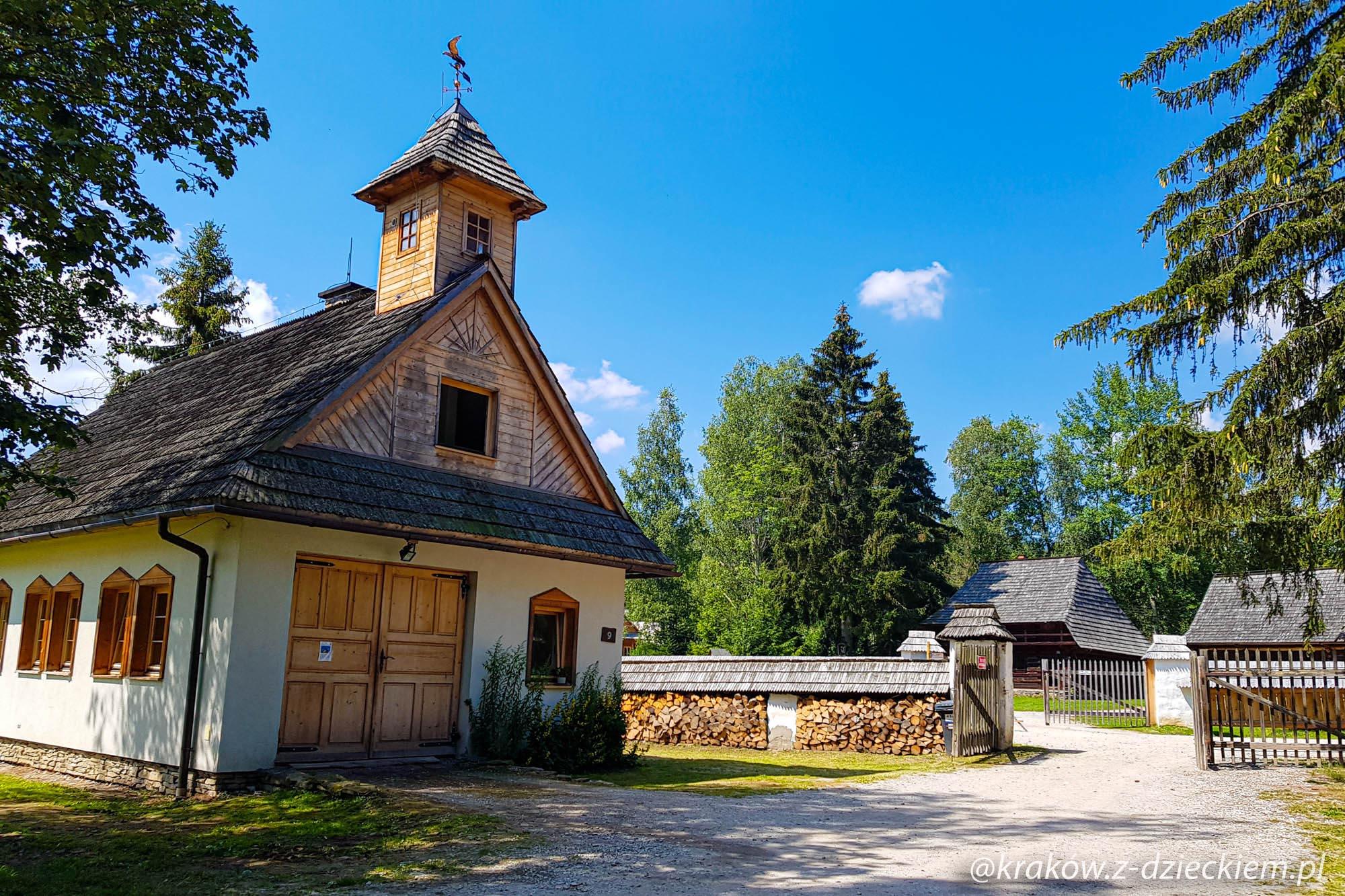 kościół, Orawski Park Etnograficzny