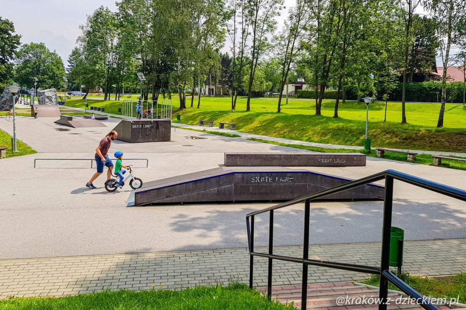 skatepark gdów