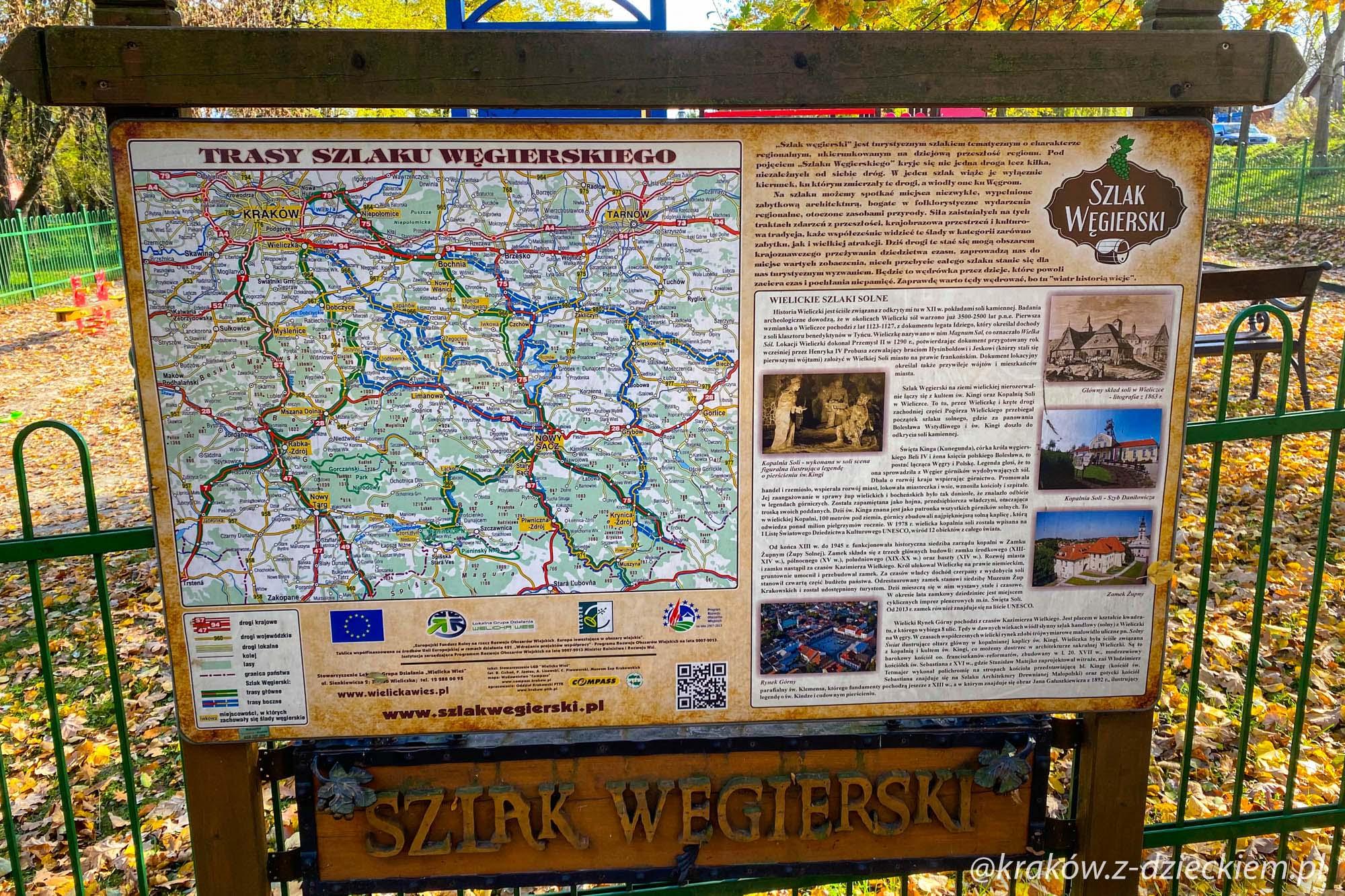 szlak węgierski