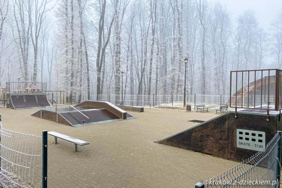 skate park Bochnia