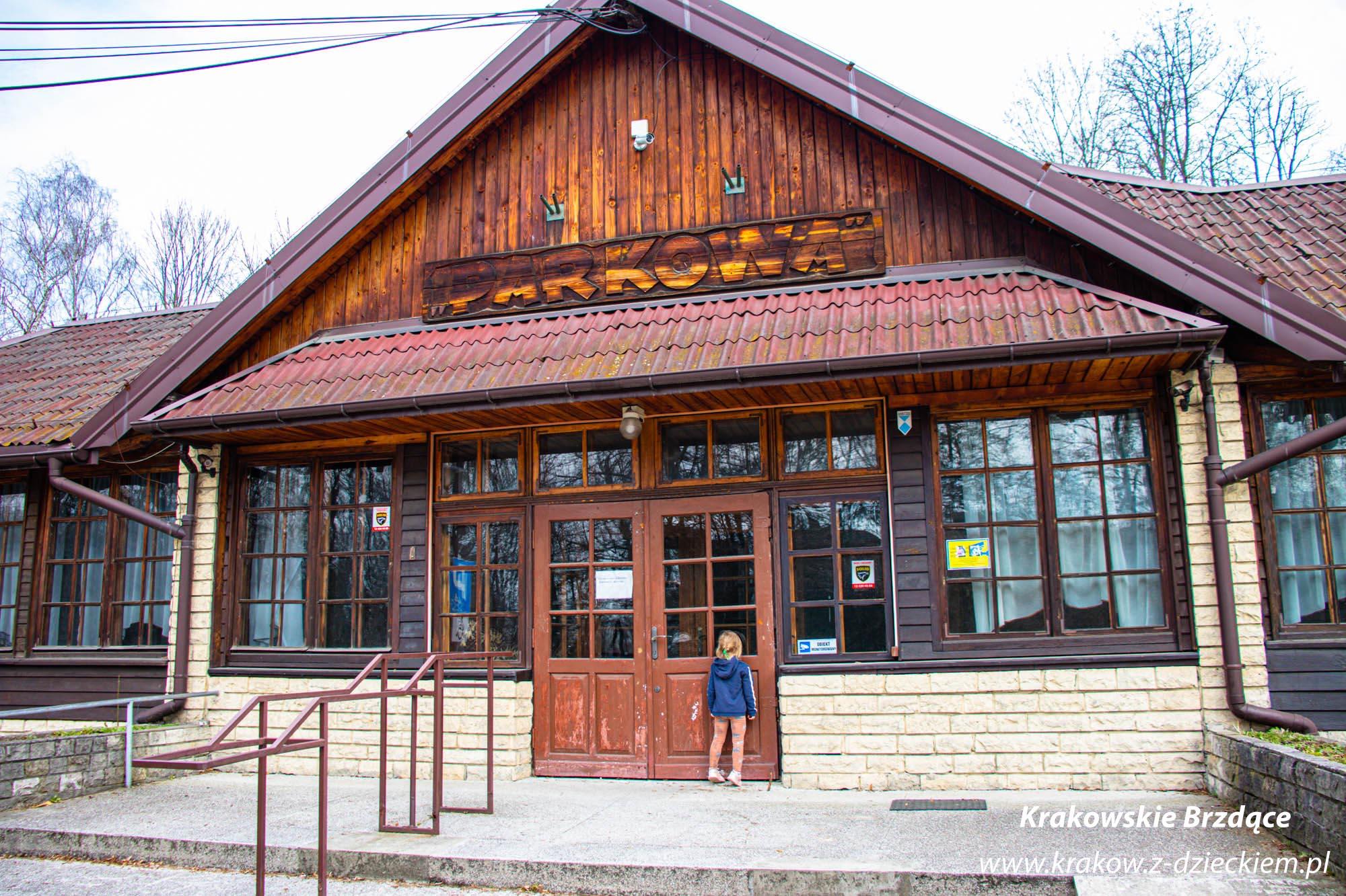 restauracja parkowa, Swoszowice