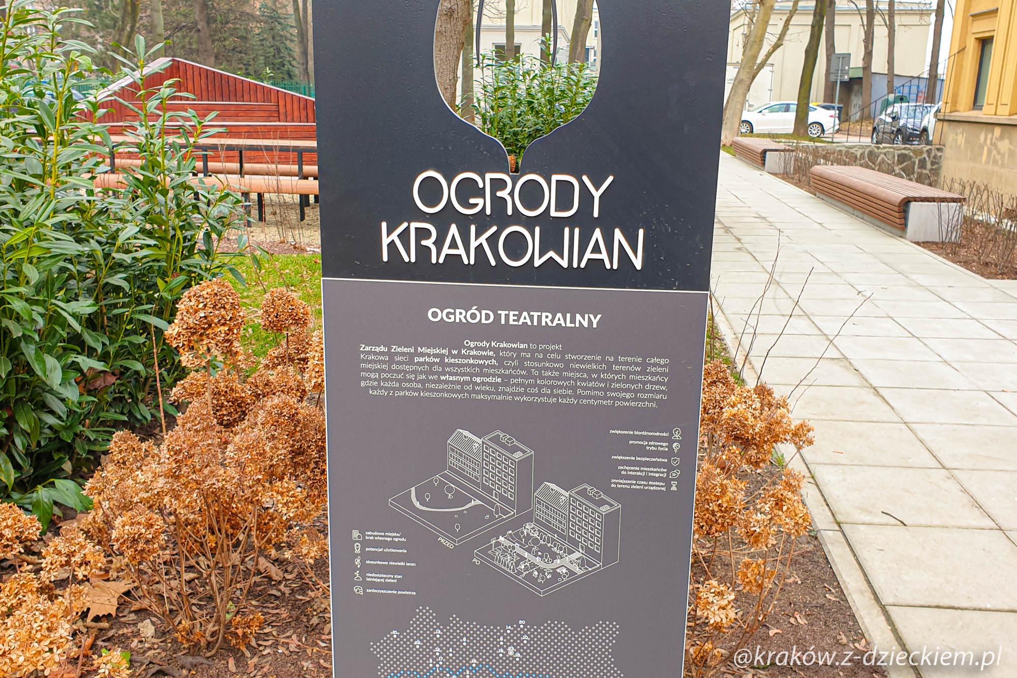 ogrody krakowian