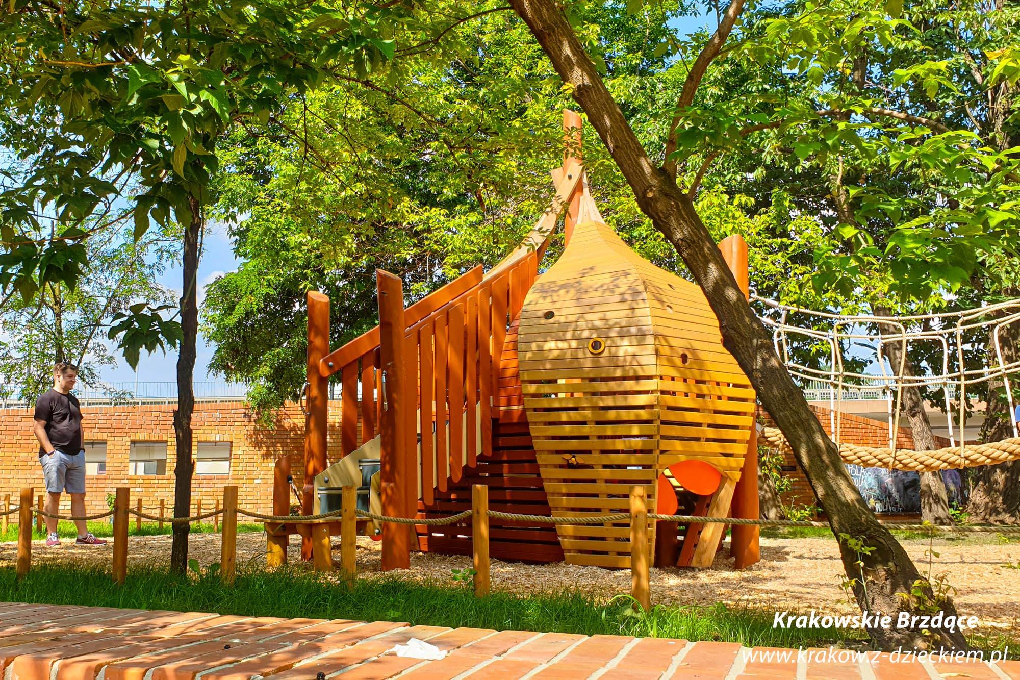 Kasztanowy Ogród Krakowian