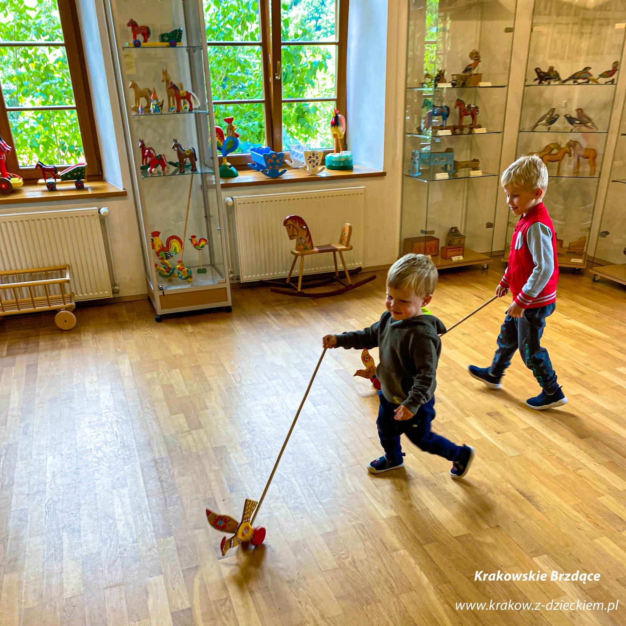 Beskidzkie Centrum Zabawki Drewnianej w Stryszawie