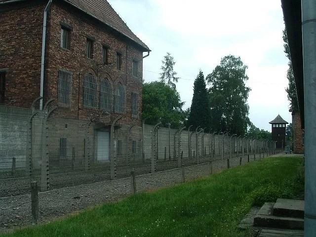 Auschwitz konsentrasjonsleir