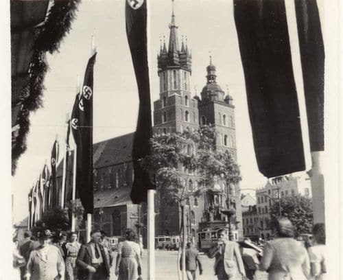 The Catholic Church in Krakow during the Second World War: Exhibition <span class=