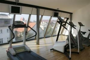 Hotel Pod Roza fitness