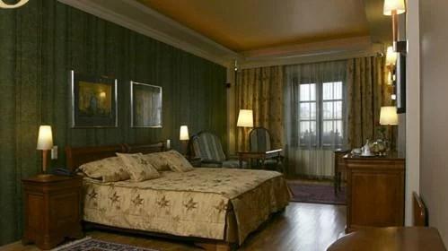 Hotel Wentzl room