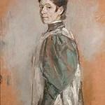 Exhibition on the works of Olga Boznanśka
