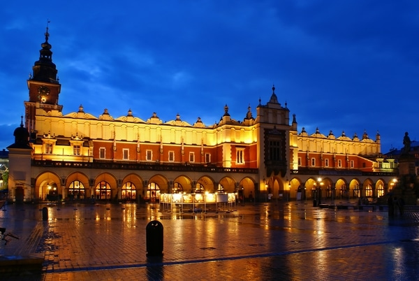 Romantic Krakow