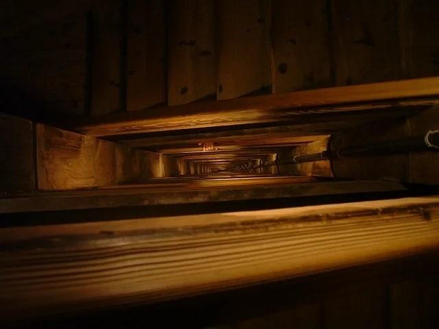 Wieliczka Salt Mine: stairs