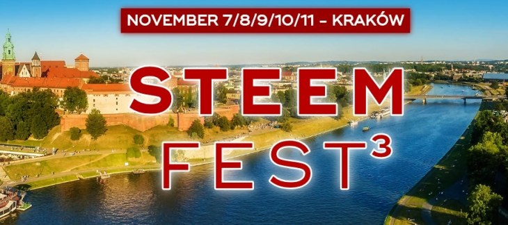 SteemFest in Krakow