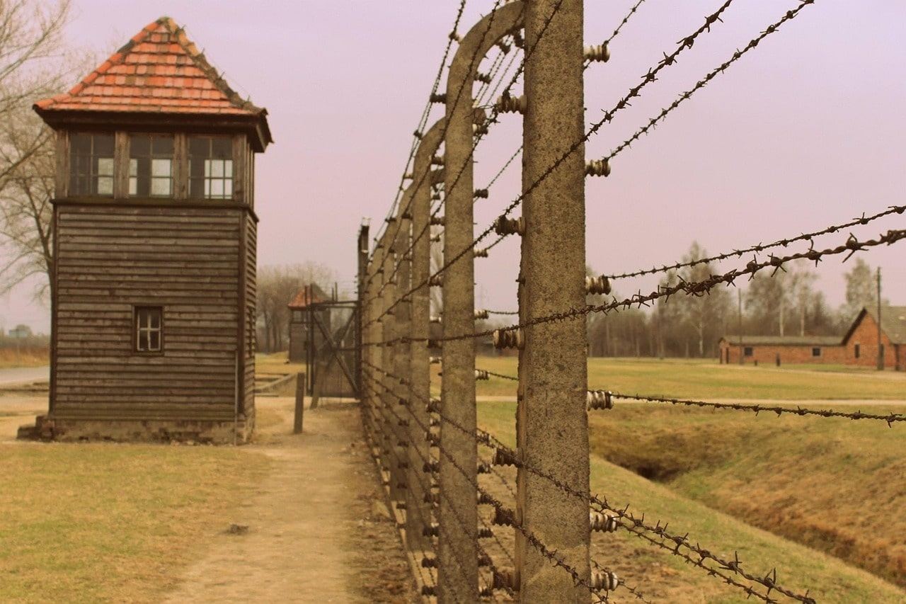 Auschwitz is outside Krakow, but a place you should definitely visit