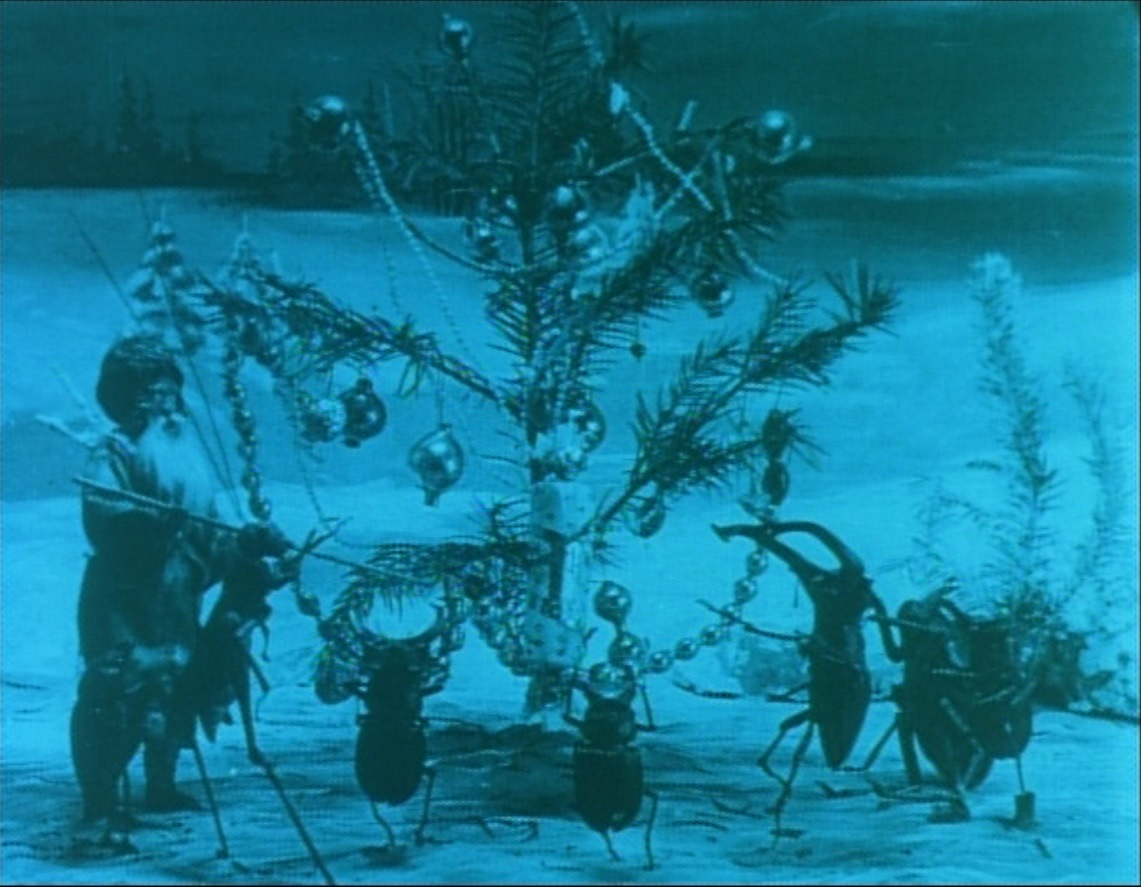 Image result for Ladislas Starevich insects christmas