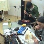 kraks - spontaneous music - live at Grätzelgalerie Vienna