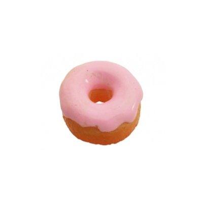 cabochon donut roze 13 mm