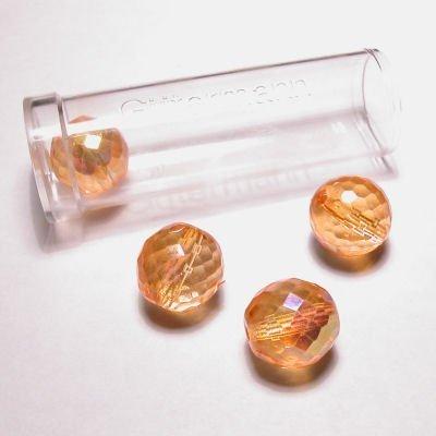 facetted ball 12 mm kleur 1810