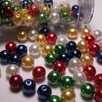 glasparels 6 mm kleur 9900