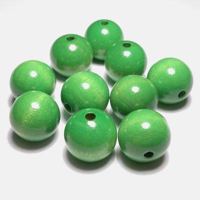 rond l.groen 15 mm