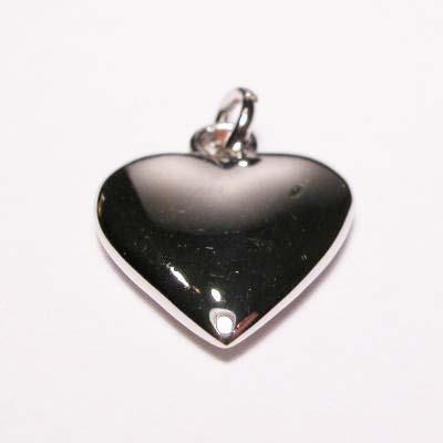metalen hanger hart 15 mm