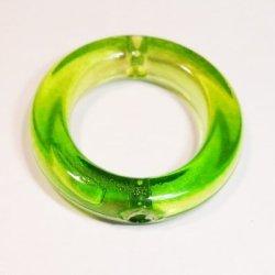 ring groen 17 mm