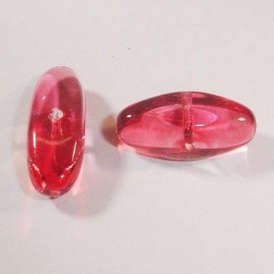 kraal ovaal rood 9x19 mm
