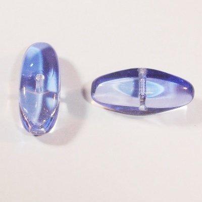 kraal ovaal d.blauw 9x19 mm