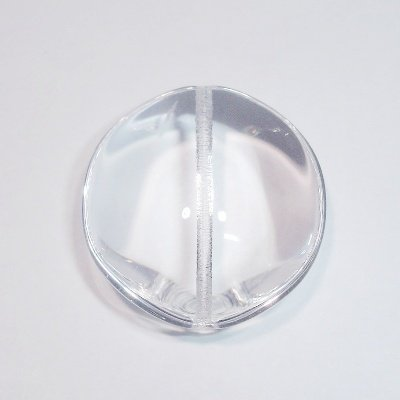schijf crystal 20 mm