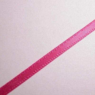 satijnlint 3 mm roze