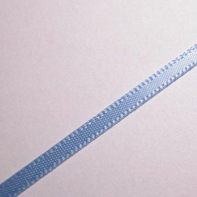 satijnlint 3 mm lichtblauw