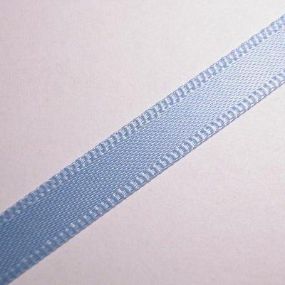 satijnlint 7 mm lichtblauw
