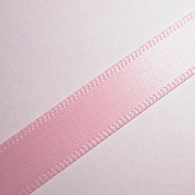 satijnlint 10 mm lichtroze