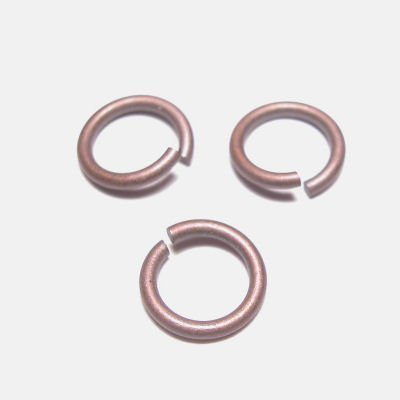 ring rond brons 8,2 mm, 1,2 mm dik