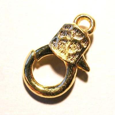 sluiting antiek goud 15 mm