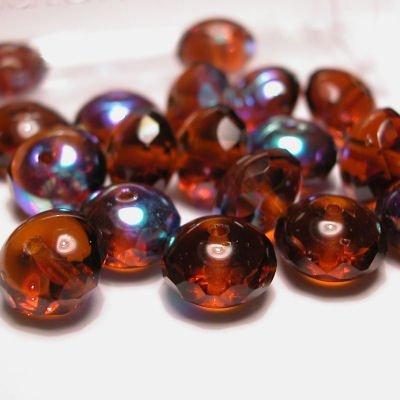 rond geslepenparels 8 mm kleur 2046
