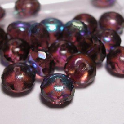rond geslepenparels 8 mm kleur 5505