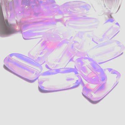 steenparels 18 mm kleur 6420