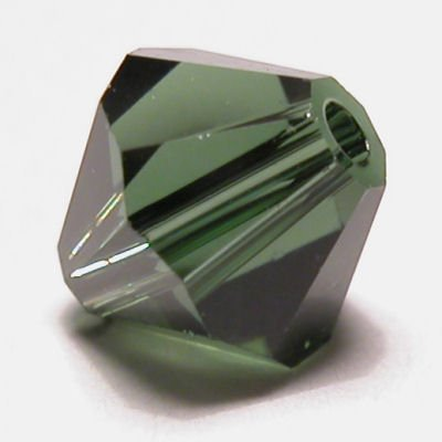 swarovski facet 4mm turmaline