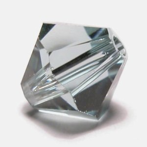 swarovski facet 6mm indian sapphire