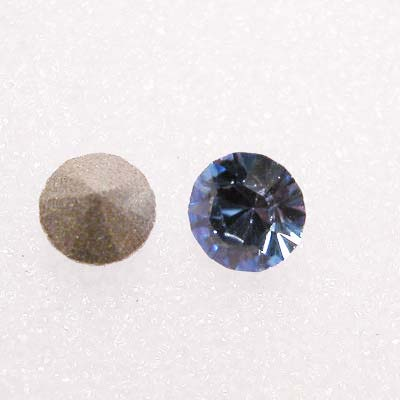 swarovski similisteen rond light sapphire 4 mm