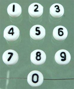 """cijfer """"0"""""""