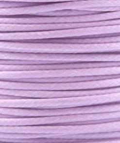 Waxkoord 1.5mm Lila (1M)