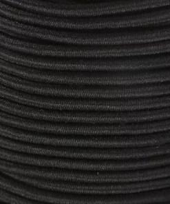 Elastisch koord 2mm zwart (1M)